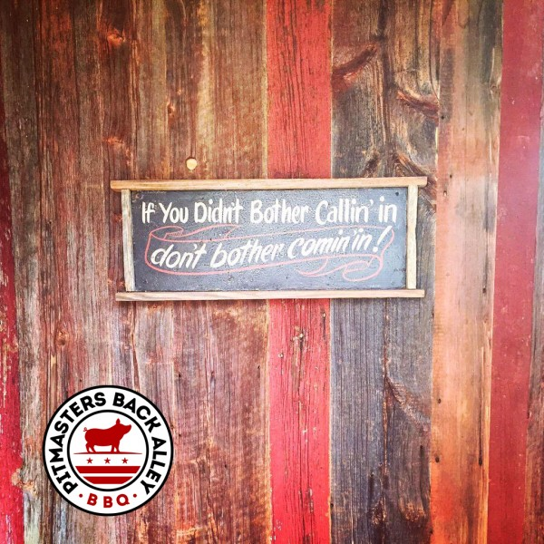 Pitmasters sign