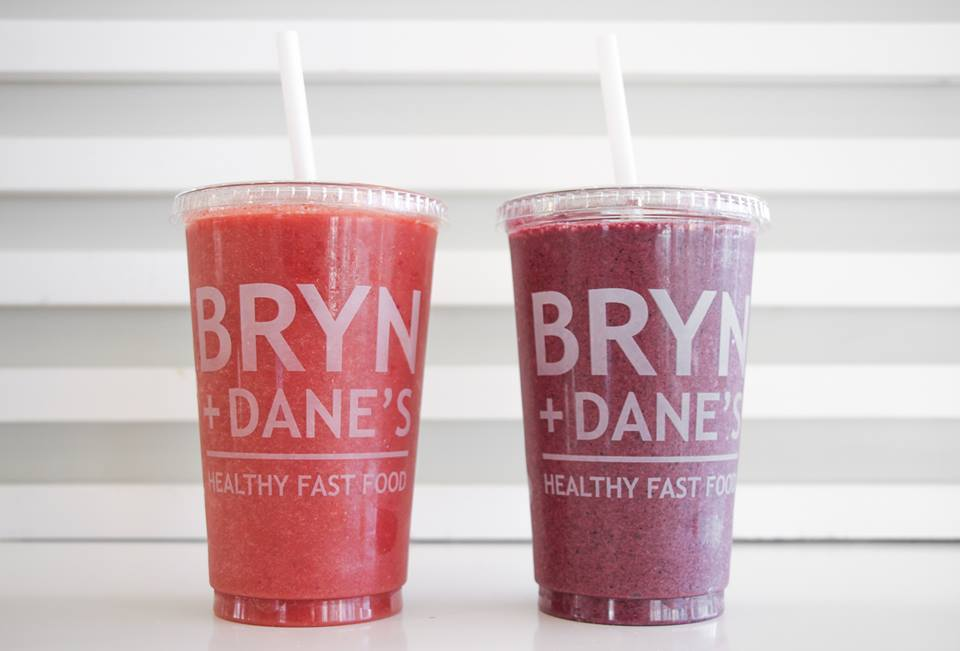 Bryn + Dane's Smoothies