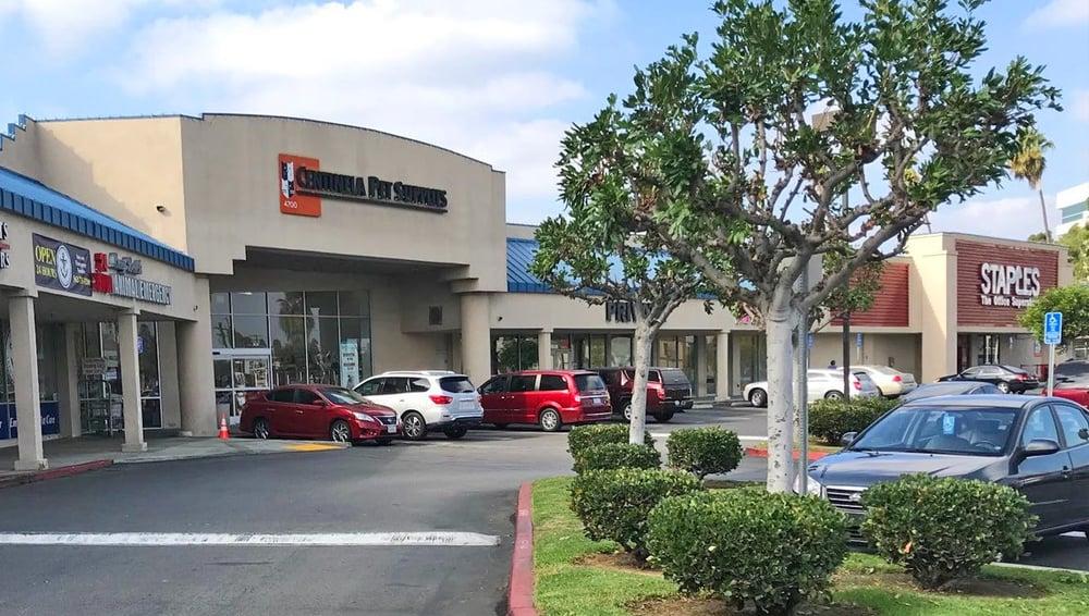 Circle Marina Center exterior