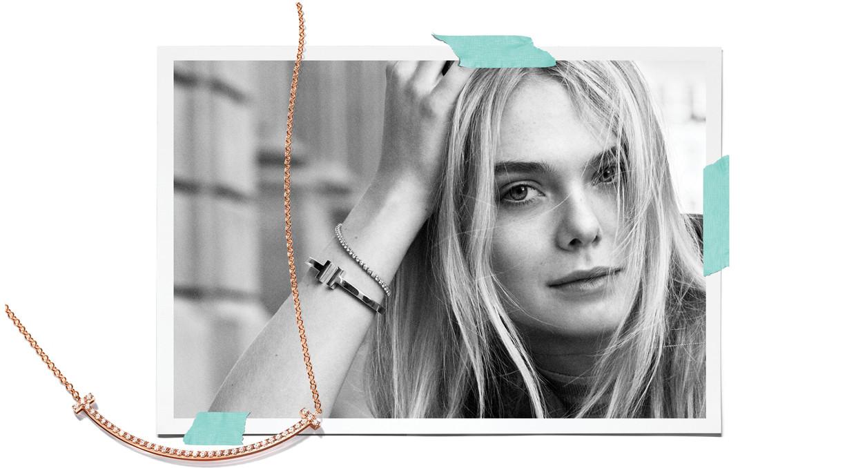 Tiffany&Co advertisement featuring Maddie Ziegler