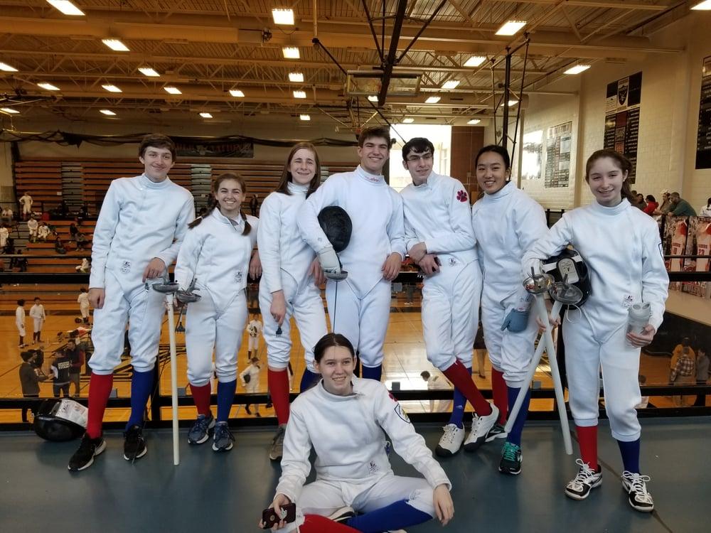 Dunwoody_High_Fencing