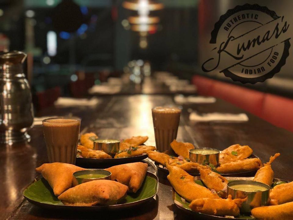 Kumar's Appetizers and Beverages