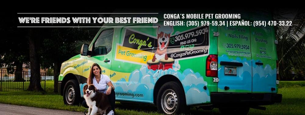 congas-pet-grooming-van