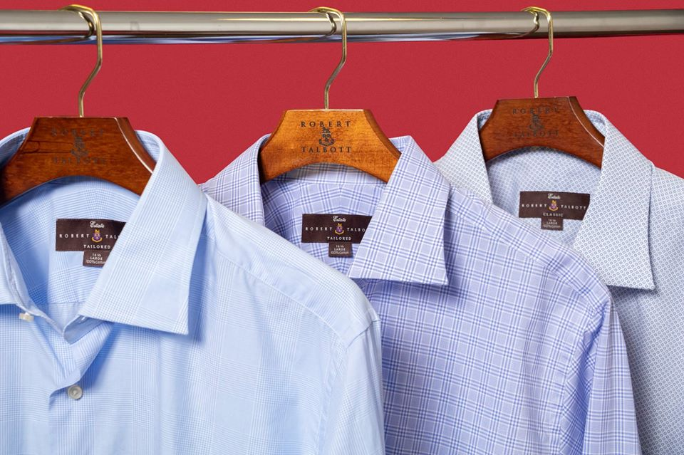 Robert Talbott Shirts