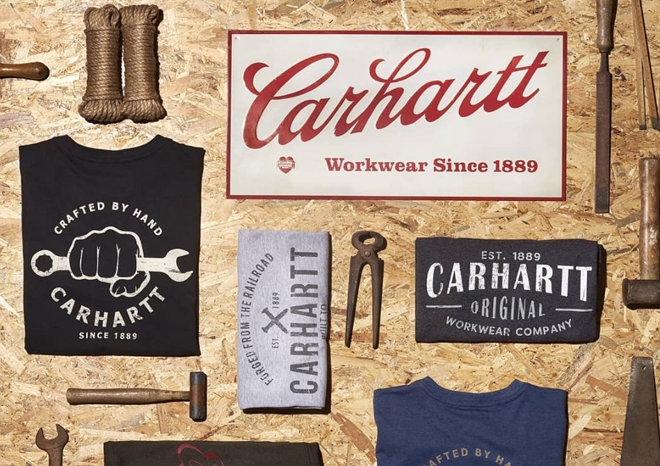 Carhartt Product Assortment