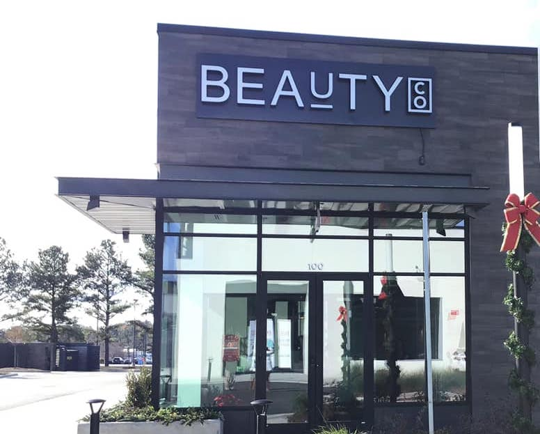 Beauty Co. Store Front