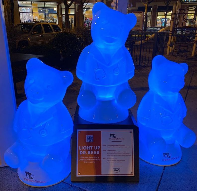 Light Up Dr. Bear 3