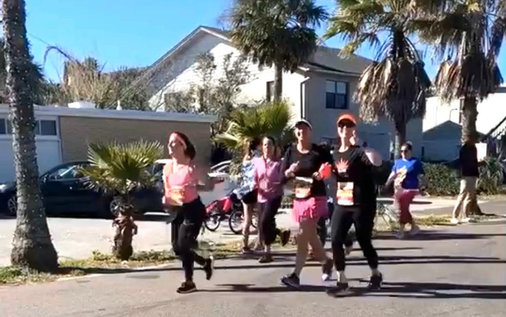 Caron Running Half Marathon