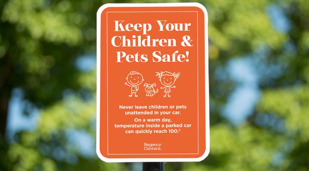 Heat-Children-Pet_Safety Sign_1