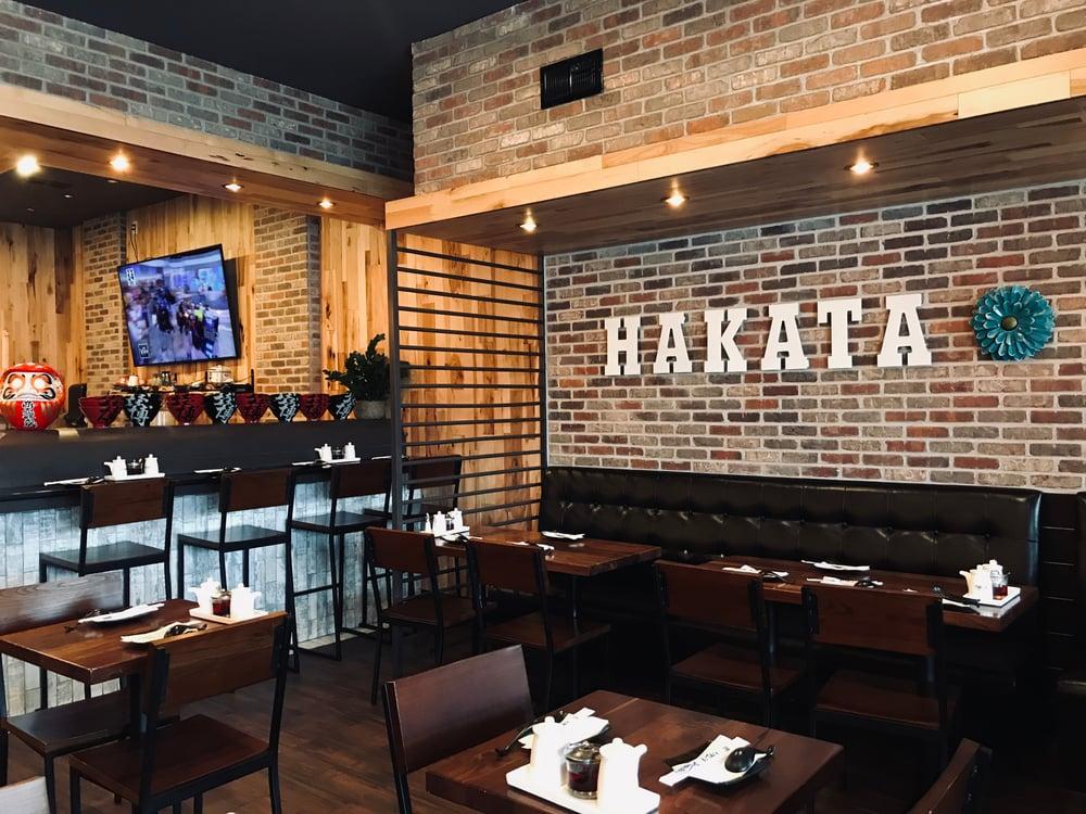 Hakata Interior Brick Wall