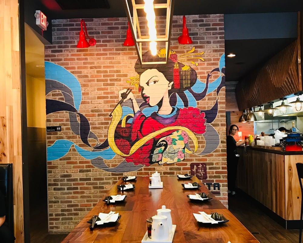 Hakata Mural