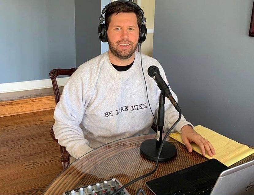 Tyler F. Podcasting - Quarantine Hobby