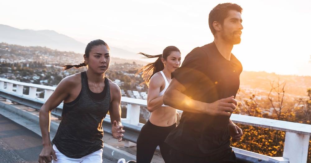 Lululemon Runners