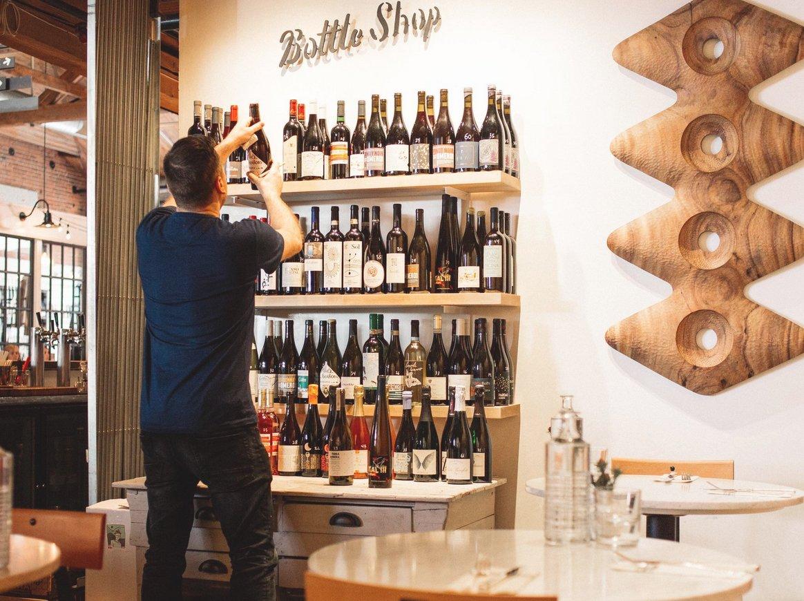 Melrose Market Bottle Shop