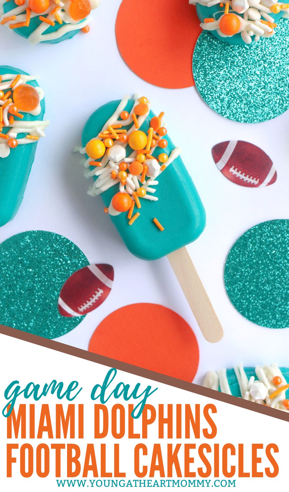 Miami-Dolphins-Football-Cakesicles-For-Game-Day-1