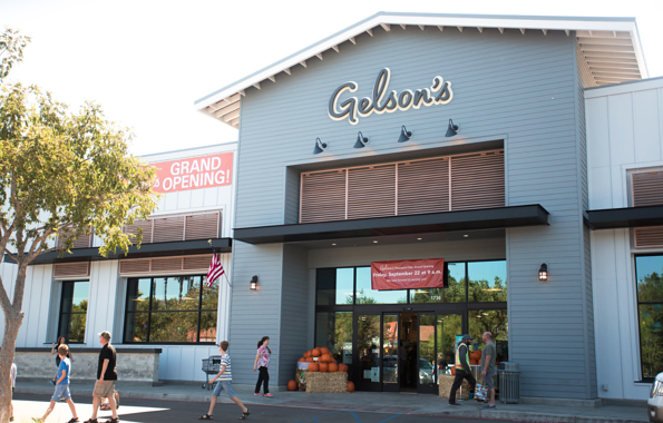 Gelson's storefront
