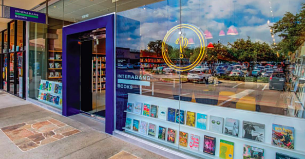 Interabang Books storefront