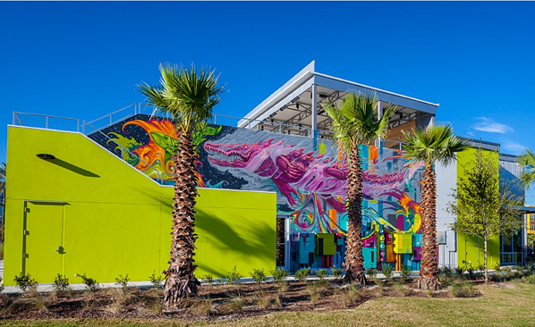 From Ca To Fl Murals Around Our Portfolio A Fresh Look Story