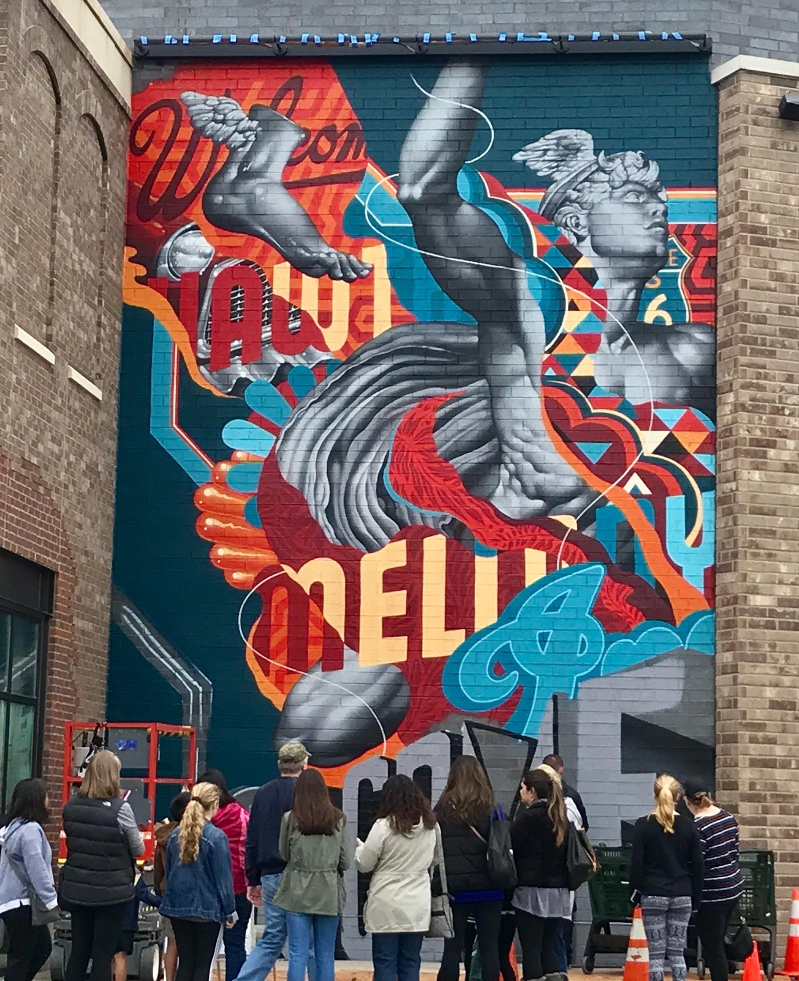 Tristan-Eaton-Mercury-Mural