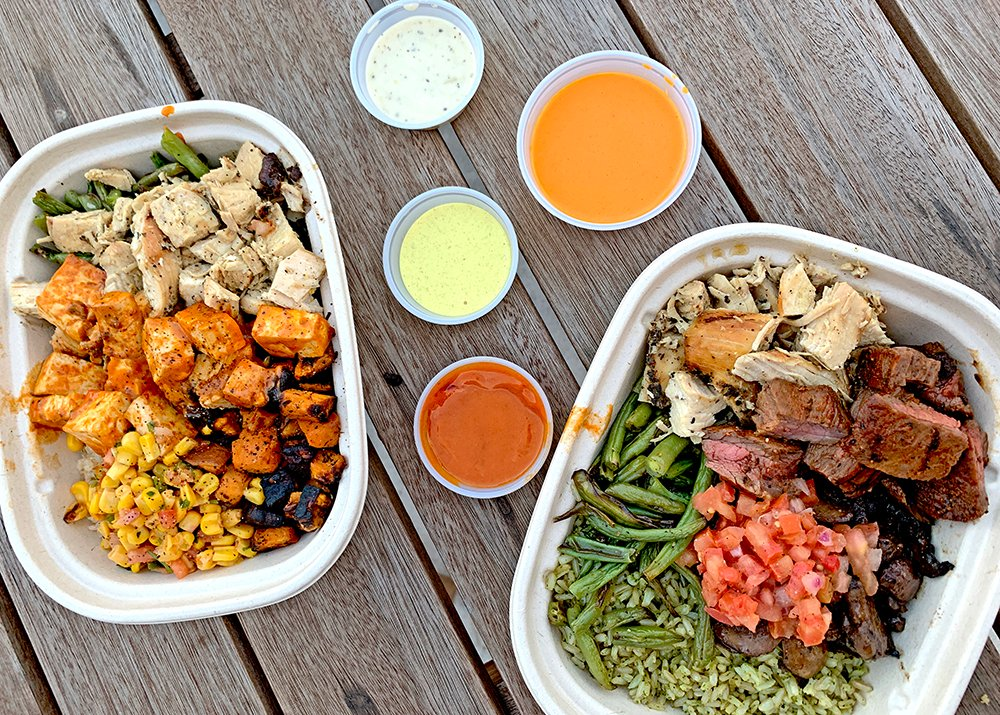 Vale Food Co. healthy bowl options