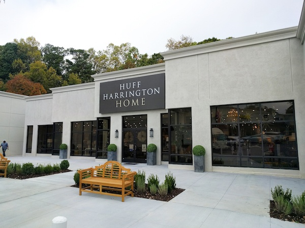 Huff Harrington Home storefront