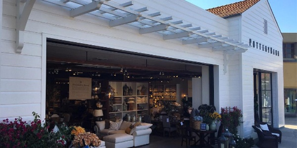 Pottery Barn Debuts New Farmhouse Style Design Store