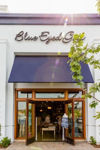 Blue Eyed Girl storefront