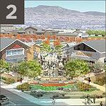 Rendering of the Village at Tustin Legacy