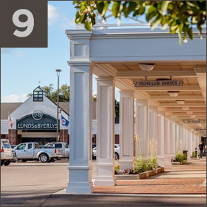 Colonial Square Shopping Center a 2015 STARR Recipient
