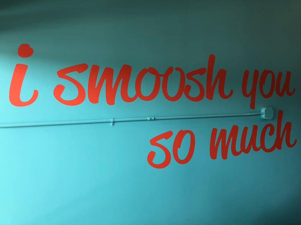 Smoosh Wall