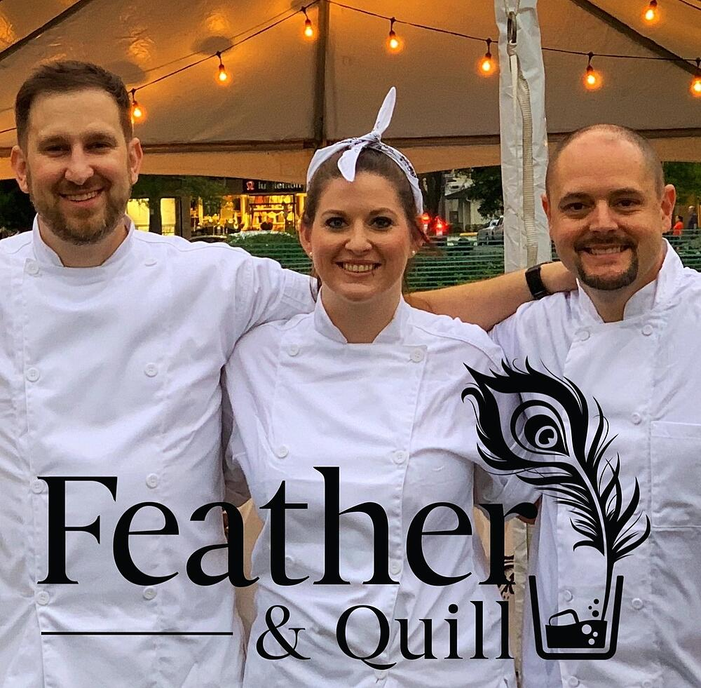 Feather & Quill Staff