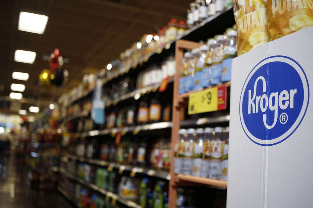 Kroger's New Wellness App Encourages Healthier Shopping Habits